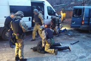 ДНРовцы в форме полиции разбойничали в Запорожской области