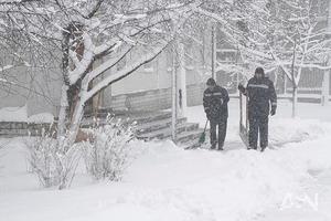 В Украине на вторник объявлено штормовое предупреждение