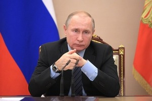 Рейтинг довіри росіян до Путіна впав до рекордного мінімуму