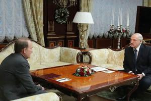Лукашенко назвал войну на Донбассе недоразумением