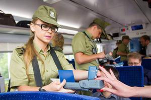 Россиян заставят объяснять цель поездки в Украину