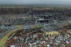 Последними вышли 17 бойцов ВСУ. Показали, во что боевики превратили аэропорт Луганска