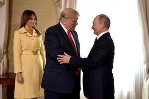 Путін категорично відмовився повертати Крим. Трамп промовчав