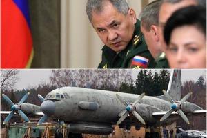 Кремль официально обвинил Израиль в катастрофе российского Ил-20