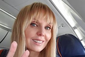 50-летняя Валерия снялась обнаженной для обложки журнала