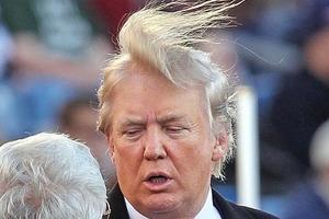 Названо таємницю зачіски Дональда Трампа
