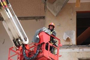 Взрыв в Киеве. Киевские строители спрогнозировали вероятность реконструкции дома