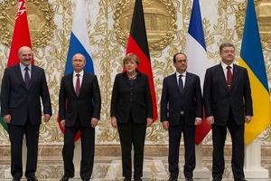 Переговоры «Нормандской четверки» в Минске продолжались 4 часа