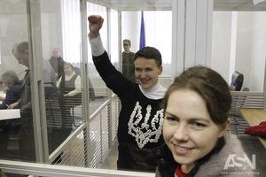 Суд отказал в аресте личного имущества семьи Савченко