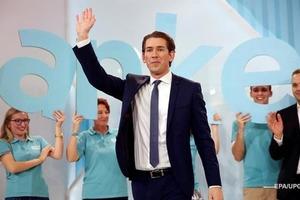 На досрочных выборах в Австрии победила партия самого молодого министра в мире
