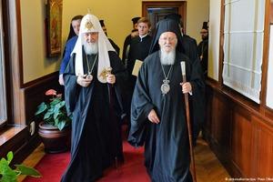 РПЦ требует от Константинополя извинений за Украину