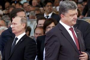 У Путина придумали новый повод прятаться от Порошенко