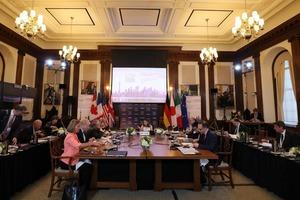 Большая семерка выступила за продолжение санкций против России