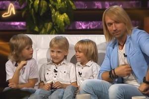 Співак Олег Винник відмовився визнати позашлюбну трійню