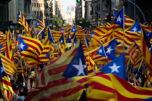 Разведка Испании заявила о вмешательстве Кремля в каталонский кризис