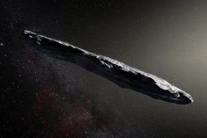 Ученые поищут следы пришельцев на астероиде-сигаре