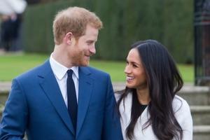 Названо дату весілля принца Гаррі і Меган Маркл