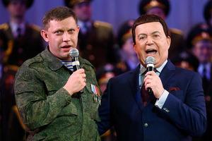 Одіозний Кобзон зібрався помирити Корнета і Плотницького