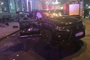 Полиция назвала фамилии погибших и пострадавших в ДТП в Харькове