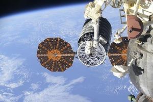 В атмосфере Земли сгорел космический грузовик Cygnus