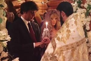 Как Пугачева и Галкин венчались. Яркое видео с церемонии