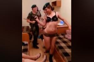 Голые и веселые: украинские пограничницы зажгли Сеть