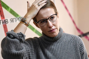 Прям как ведьму: Киркоров поджег одежду Ксении Собчак