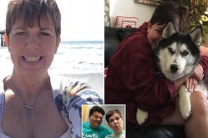 Собака трижды находила рак у своей хозяйки
