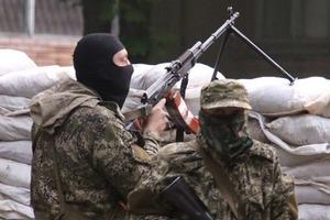 Боевики окапываются в жилых кварталах Горловки