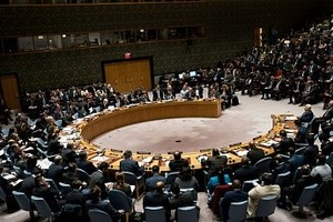 Война в Сирии. Совбез ООН принял резолюцию