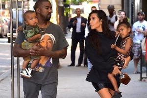 Ким Кардашьян и Канье Уэст назвали своего ребенка в честь города в США
