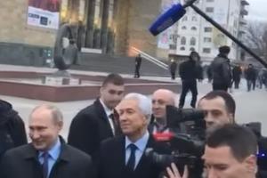До свидания, не нужен ты нам!. Дагестанские дети обсмеяли Путина