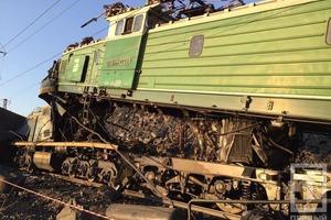 Зіткнулися два потяги у Кривому Розі. Троє людей загинуло