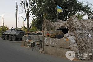 Украинская граница открыта для террористов. Денег на охрану нет