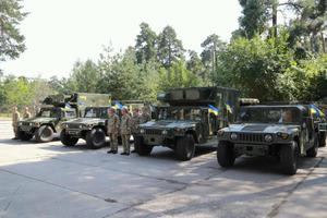 США передали Украине современную военную технику