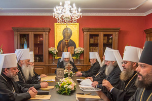 Московський патріархат вимагає екзархів Варфоломія покинути Україну