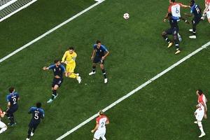 ЧС-2018. Франція громить Хорватію і стає Чемпіоном світу