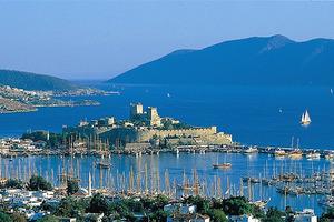 Курорт в Турции сползает в море