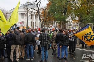 Організатори акції в Києві хочуть дестабілізувати ситуацію в Україні, - Президент