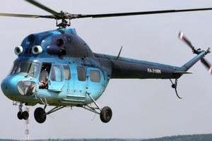 На Харьковщине аварийно сел Ми-2