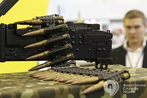 Украина поднялась в рейтинге мировых производителей оружия на семь позиций