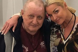 Волочкова здала батька-інваліда в інтернат