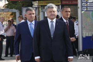 Аваков рассказал о своем конфликте с Порошенко