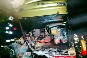 Летів, як очманілий. Поляки назвали причину катастрофи українського автобуса