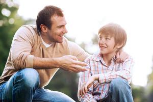 7 вещей, которым каждый отец обязан научить своего сына
