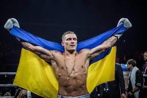 Порошенко о победе Усика: Гимн Украины в Москве - это символ борьбы и приближение нашей победы