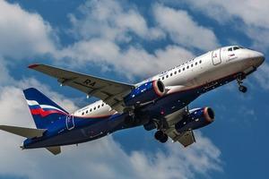 У Росії захопили пасажирський літак