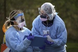 Киевский врач сообщил, что коронавирусом нельзя заболеть по второму кругу