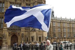 Шотландия планирует повторный референдум о независимости
