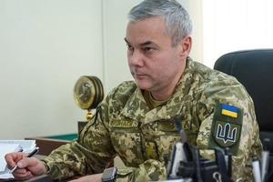 Шантажировать не получится. Командующий ОС рассказал о родственниках в Крыму